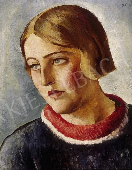 Gábor Jenő - Nő | 8. Aukció aukció / 245 tétel