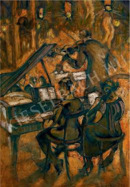 Scheiber Hugó - Koncert (1922)