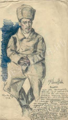 Scheiber Hugó - Klein Béla tizedes (1918)