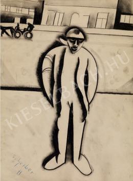 Scheiber Hugó - Városi vagány (1925 körül)