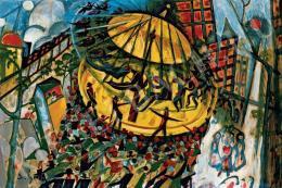 Scheiber Hugó - Vurstli (1926 körül)
