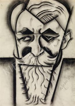 Scheiber Hugó - Hauswirth Ödön arcképe (1926 körül)