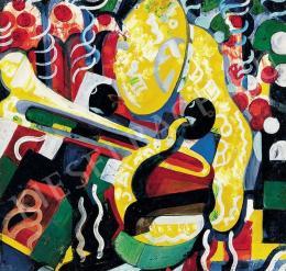 Scheiber Hugó - Jazz (1930 körül)