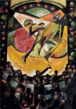 Scheiber Hugó - Kabaréban (1933)