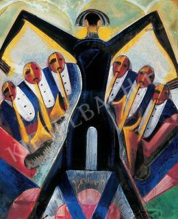 Scheiber Hugó - Fúvós zenekar (1930-as évek eleje)