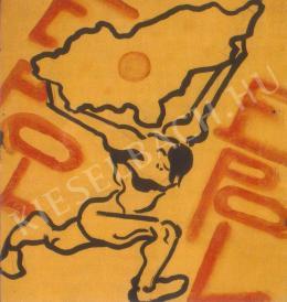 Scheiber Hugó - Epol-plakátterv (1938 körül)