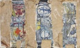 Schéner Mihály - Három figura (1965)
