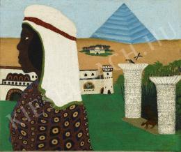Mokry-Mészáros Dezső - Emlék Egyiptomból (1913)