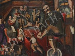 Román György - Nyárspolgári miliő (1932)