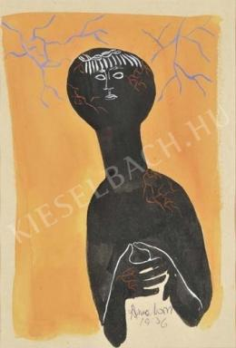 Anna Margit - Fekete leány (1936)