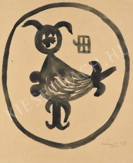 Bálint Endre - Ördögöcske (Bagoly) (1948)