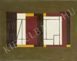 Barcsay Jenő - Világító falak (1970)
