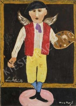 Anna Margit - Lukács, a festők védőszentje (1979)