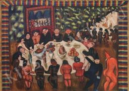 Román György - Liliputok lakomája (1950)