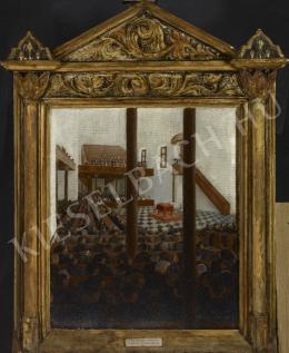Benedek Péter - Falusi templomban (1929)