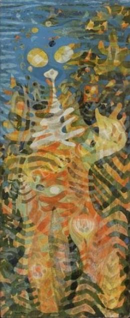 Gyarmathy Tihamér - Metamorfózis (1960)