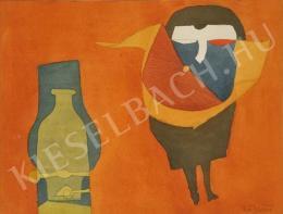 Bálint Endre - Csendélet - életcsend (1957)