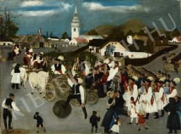Győri Elek - Mulatság (1932)