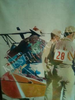 Csernus Tibor - Repülés