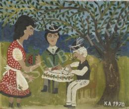 Kiss Anna - Piknik (1970)