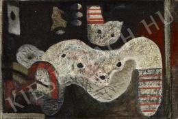 Martinszky János - Kompozíció 11. (Puha, pöttyös formák)