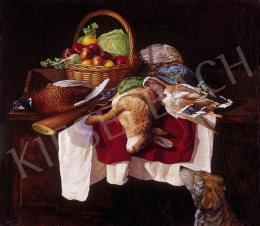 Ujházy, Ferenc - Still life