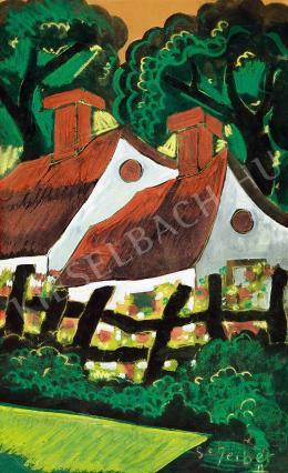 Scheiber Hugó - Ház az erdő szélén