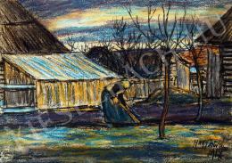 Nagy István - Ősz (1917)