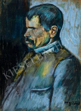 Nagy István - Székely paraszt (1915)