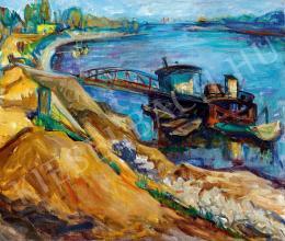 Gráber Margit - Dunapart