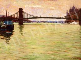 Kató, Kálmán (Kriszlanits Kálmán, Krisztanits - Budapest panorama (1910s)