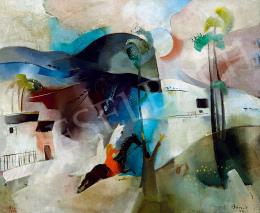 Barzó Endre - Lovasok (1932)