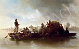 Molnár, József - Crossing the Tisza
