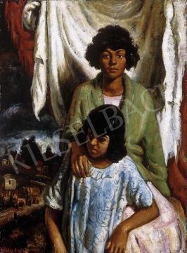 Vén Emil - Lányok | 8. Aukció aukció / 308 tétel