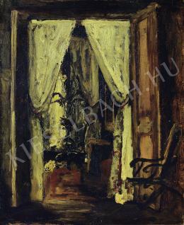 Munkácsy Mihály - Ablakfülke (1877)
