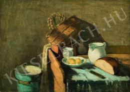 Nagy Balogh János - Csendélet (1910 körül)