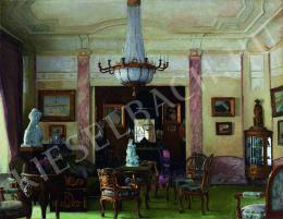 Vidovszky Béla - A Kohner-palota szalonja (1910-es évek)