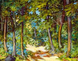 Jaszusch, Antal (Jasszus Antal) - Autumn Forest