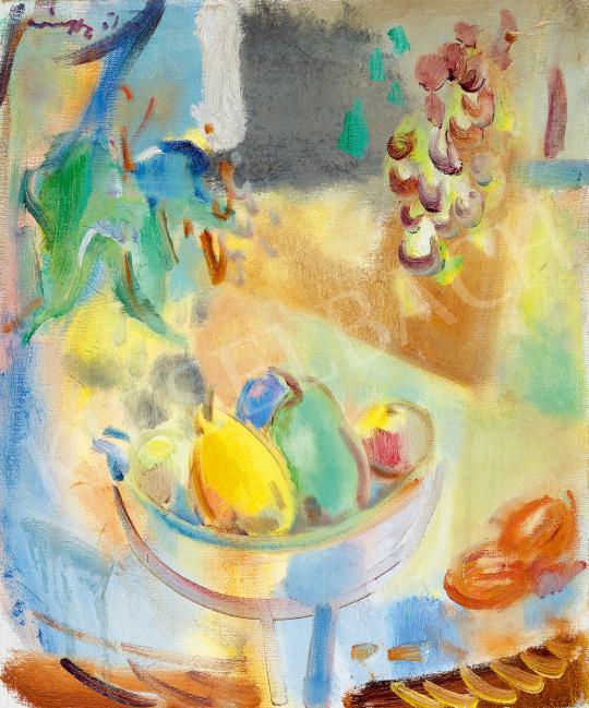 Márffy, Ödön - Still-Life with Pears | 51st Winter Sale auction / 30 Item