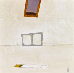 Váli Dezső - Műterem, kezdődik a nap (2006)