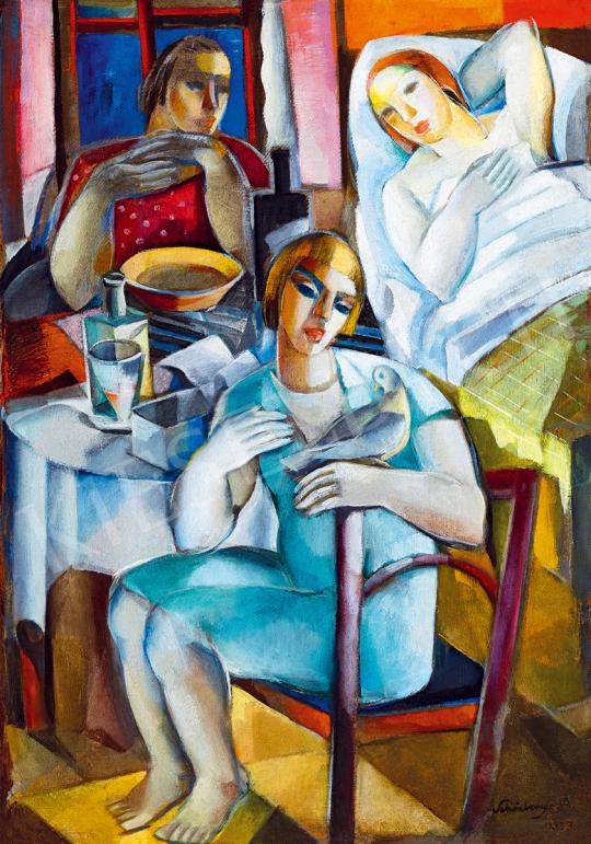 Schönberger, Armand - Together (The Visit) | 51st Winter Sale auction / 59 Item