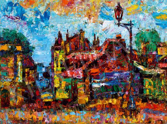 Vén Emil - A Montmartre Párizsban | 51. téli aukció aukció / 60 tétel