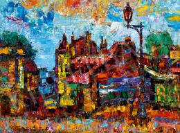 Vén Emil - A Montmartre Párizsban