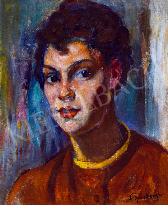 Schönberger, Armand - Young Woman | 51st Winter Sale auction / 79 Item