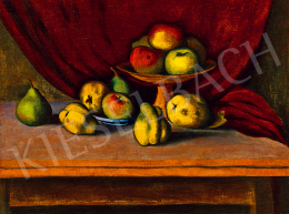 Orbán, Dezső - Still-Life with Fruits