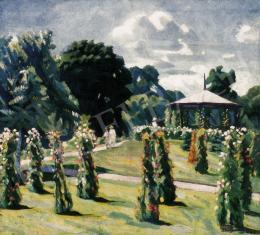 Tipary Dezső - Séta a parkban