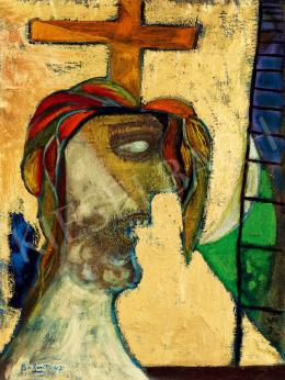 Bálint Endre - Feszület (Krisztus)