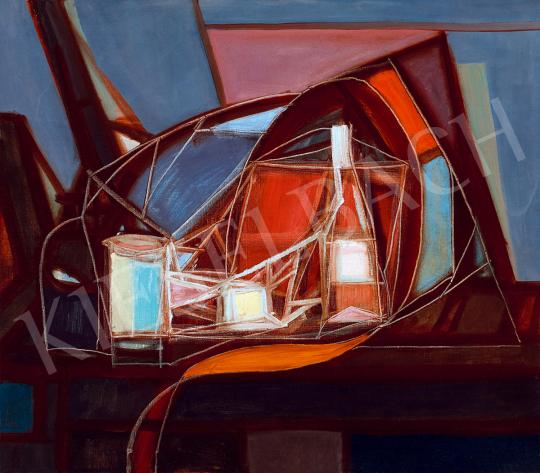 Kondor, Béla - Still-Life | 51st Winter Sale auction / 186 Item