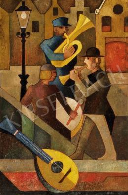 Schrikkel, Louis - Zenészek, 1927