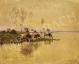 Olgyay, Ferenc - Sundown